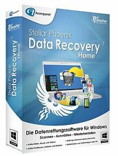 Stellar Phoenix Data Recovery 7 Home für Windows CD/DVD EAN 4023126117717