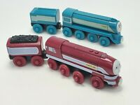 Thomas The Train Wooden Railway CONNOR AND CAITLIN  2012