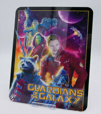 GUARDIANS OF THE GALAXY - Glossy Bluray Steelbook Magnet Cover (NOT LENTICULAR)