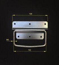 Kistengriff, Klappgriff, Tragegriff, 108 mm x 53 mm