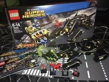 LEGO 76055 - DC Comic Super Heroes - BATMAN: KILLER CROC SEWER SMASH