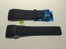 25mm rubber watch strap silicone band for I-GUCCI YA114207 114-2 full range