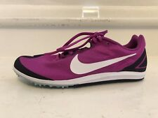 Nike Women's Zoom Rival D 10 Distance Running Spikes Track MSRP $65 NEW