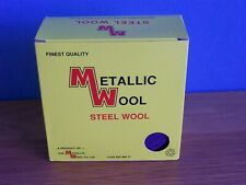 1.4 Metre Length Premium Finest Quality Steel Metallic Wool - 000 Grade