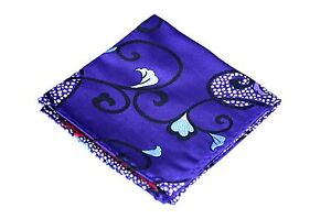 Lord R Colton Masterworks Pocket Square - Amethyst Absolution - Silk $75 New