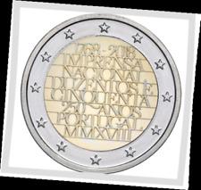 2 EURO *** Portugal 2018 *** Drukkerij - Imprimerie *** Portugal 2018 !!!