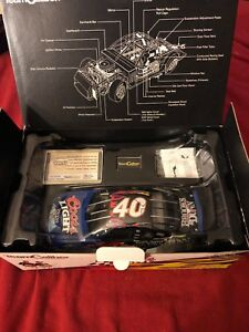 2000 STERLING MARLIN #40 COORS BROOKS & DUNN 1/24 TEAM CALIBER OWNERS 1 Of 3120