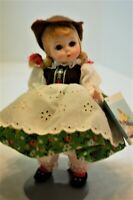 "Madame Alexander 8"" Collectible Doll Austra with box"