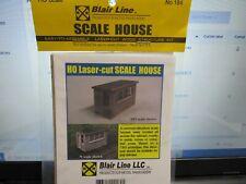 Blair Line HO  Laser Cut Truck Dump Kit #177    Bob The Train Guy