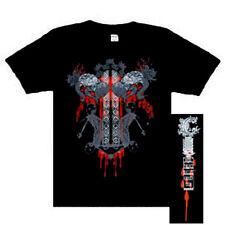 Chiodos The Adversary  Music punk rock t-shirt  XXL NEW