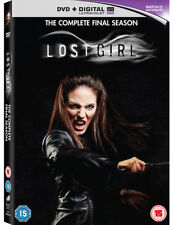 LOST GIRL – The Complete Final FIFTH Season DVD+UV (4 Discs) 675 mins - Region 2
