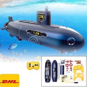 Mini RC U-Boot Submarine Schlachtschiff Unterseeboot Spielzeug mit Fernbedienung