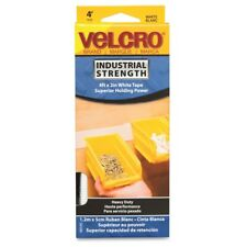 "Velcro Industrial Strength Hook And Loop Tape - 2"" Width X 4 Ft Length - (90595)"