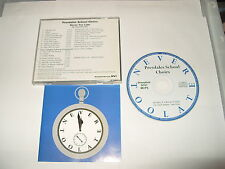 Presdales School Choir - Never Too Late By Peter Burrell 18 track cd (2000) Ex