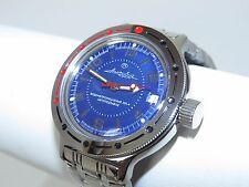 MAN RUSSIAN Military WATCH AUTO DIVER 200 m. 420007