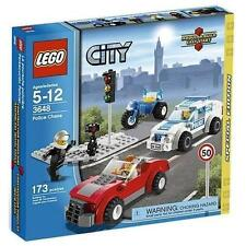 LEGO City Police Chase (3648) Special Edition New in Sealed Box Retired