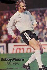 Football Photo>BOBBY MOORE Fulham 1970s