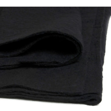 "Hobbs Heirloom 90 x 108"" Black Premium Cotton Wadding Batting Quilting"