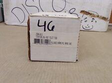 Ginger 2208-26/3 Stratford Double Post Tissue Holder, Chrome & Brass