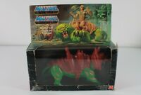 Battle Cat Taiwan (Masters of the Universe) 100% komplett mit OVP & Poster