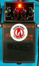 Modify your Boss MT-2 Metal Zone Distortion Effects Mod No Pedal Alchemy Audio