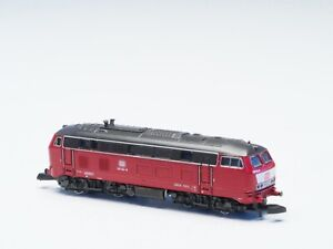 8879 Marklin Z Diesel Locomotive Class BR 218.104  Red and white LED's