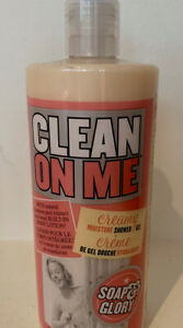 soap and glory clean on me 500ml