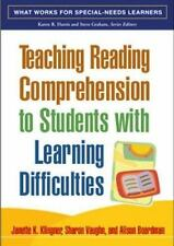 What Works for Special-Needs Learners: Teaching Reading Comprehension to...
