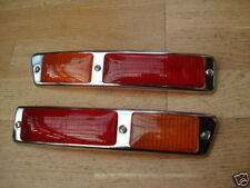 for 300SL W198 W 198 300 SL Gullwing Rear Lights Glass Frame Glasses