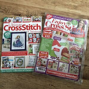 Cross Stitch Christmas Magazines