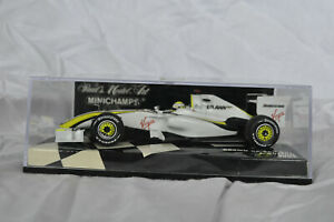 MINICHAMPS 1:43 JENSON BUTTON. BRAWN GP F1 2009.MODEL F1 CAR.