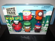RARE SOUTH PARK COLLECTOR'S PACK TOY DOLL FIGURE BY STREET PLAYERS NIB