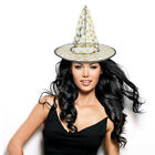 Adult Women Men Witch Hat For Halloween Costume Accessory Cosplay Party Cap