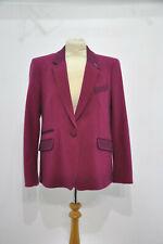 ** Holland Esquire ** Pink Tweed Jacket ** Uk 16 ** Luxury Fabric by MOON **