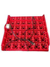 RITE FARM PRODUCTS 36 CHICKEN /144 QUAIL EGG CAPACITY AUTOMATIC TURNER 110V 220V