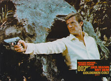 JAMES BOND MAN WITH THE GOLDEN GUN  ROGER MOORE  GERMAN LOBBY
