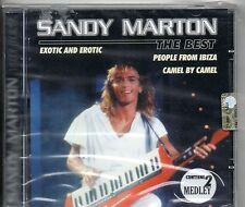 SANDY MARTON  CD The best  STAMPA ITALIANA  14 tracce NUOVO SIGILLATO sealed