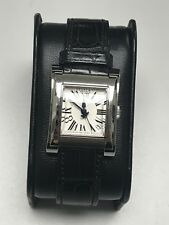 Bedat & Co Women's Watch No 7 Automatic 25mm Ref # 727 Black Band