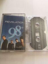 98 Degrees Revelation Cassette Nick Lachey Jessica Simpson