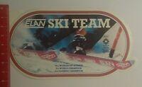 Aufkleber/Sticker: Elan Ski Team Sarajevo 84 (22091624)