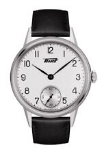 New Tissot Heritage Petite Seconde Leather Strap Mens Watch T1194051603700