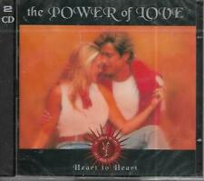 Time Life  Power Of Love  Heart To Heart 2 X CD   TL620/28  NEW & SEALED