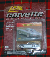 1963 Corvette Coupe Corvette Colección 4 Johnny Lightning USA de importación
