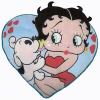 Betty Boop 3d Filled Cushion 30cm | Great Gift Idea for a Betty Boop fan!