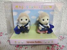 Sylvanian Families Baby Pair - Kindergarten Sheep ❤ Japan (Calico Critters)