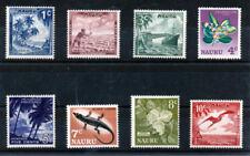 Elizabeth II (1952-Now) Mint Never Hinged/MNH Nauruan Stamps (Pre-1968)