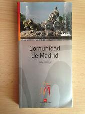 COMUNIDAD DE MADRID Guida Turistica
