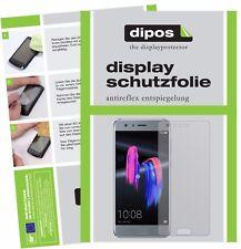 6x Huawei Honor 9 Schutzfolie matt Displayschutzfolie Folie Display Schutz dipos