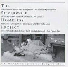 Various Artists : The Silverwolf Homeless Project CD (2013) ***NEW***