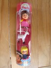 Heidi girl of the alps doll la niña de los alpes set of 3 figures new by famosa